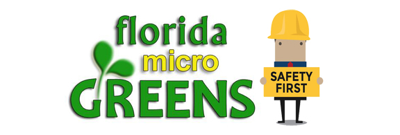 Floirda MicroGreens Covid Announcement