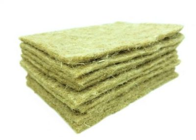 This week's featured item is the Hemp Mat that we grow on.